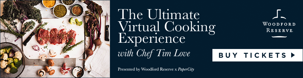 Cooking Event with Tim Love